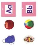Letter Picture Cards - Montessori
