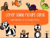 Letter Picture Sound Slides