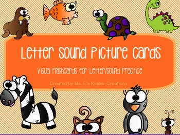 Letter Picture Sound Slides