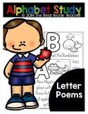Letter Poem Alphabet Search