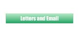 Letter Poster Guide