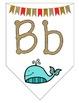 Spanish Letter Posters for Classroom/El Alfabeto