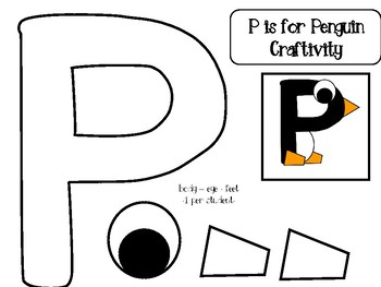Letter Pp Activities Pack (CCSS)