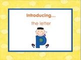 Letter Pp - Alphabet Lesson – Power Point – Interactive – Teaching the Letter P