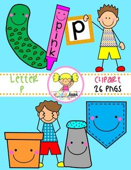 Letter Pp Clipart