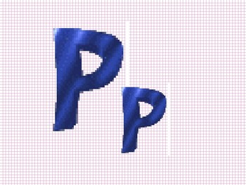 Letter Pp Interactive Game