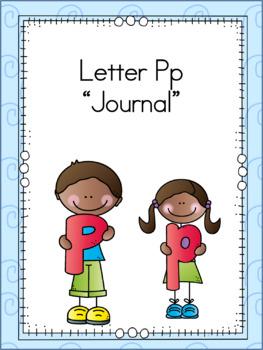 Letter Pp Journal