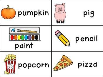 Letter Pp Mega Pack- Kindergarten Alphabet- Handwriting, Little Books, and MORE!