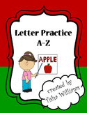 Letter Practice A-Z