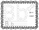 Letter Practice Bingo Marker