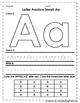 Letter Practice Bundle