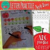Letter Practice Worksheets