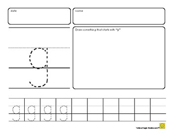 Letter Practice Sheet (Lowercase)