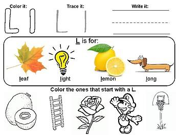 Letter Practice Sheets A-Z