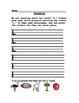 Letter Printing Practice and Sound Recognition Homework, Letters A-Z