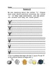 Letter Printing Practice and Sound Recognition Homework, Letters S-Z