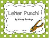 Letter Punch!