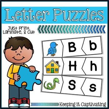 Letter Puzzles