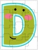 Letter Puzzles - Uppercase and Lowercase