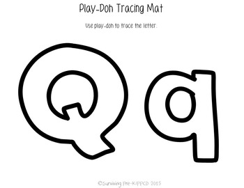 Letter Q Activity Pack