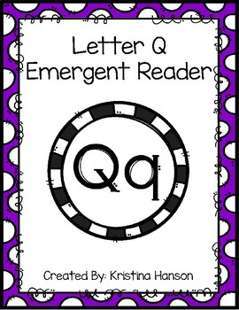 Letter Q Book