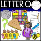 Letter Q Clipart