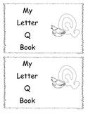 Letter Q Little Reader/Book