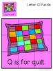 Letter Q Puzzles