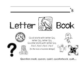 Letter Qq Activity Packet