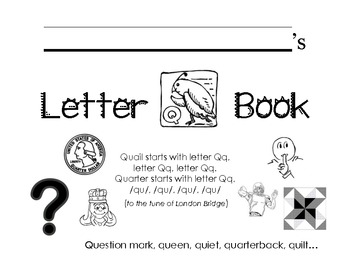 Letter Qq Activity Packet