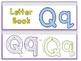 Letter Qq Binder Book