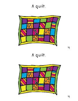 Letter Qq *Editable* Alphabet Emergent Reader