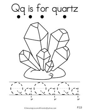 Letter Qq Journal