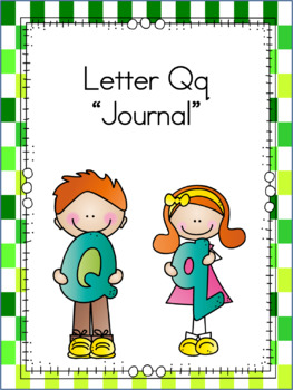 Letter Qq Journal