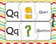 Letter Qq Language & Literacy Activity Center {COMMON CORE ALIGNED}