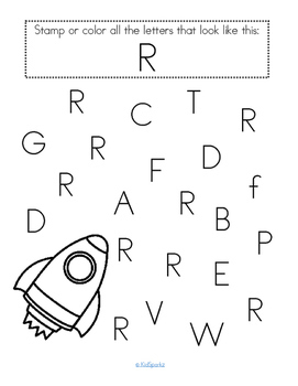Letter R  - 62 pages - FREE