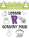 Letter R Activity Pack!