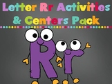 Letter Rr Activity Pack (CCSS)