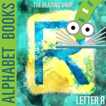 Letter R Alphabet Book