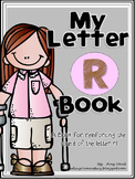 Letter R Book of Beginning Sounds-Emergent Reader w/Running Record-CCSS Aligned