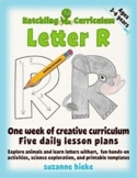 Letter R Bundle: 1 Week Of Complete Curriculum Lessons