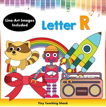 Letter R Clip Art