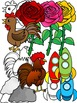 Letter R- Clipart Graphics- Commercial & Personal Use