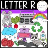 Letter R Clipart Pack