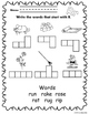Letter R: Early Phonics Pack