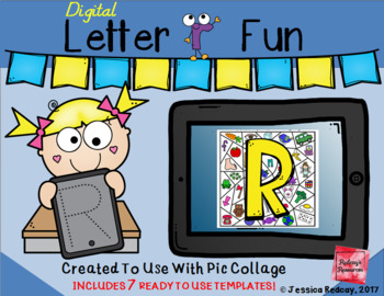 Letter R Fun