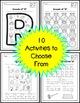 Letter R Practice Printables