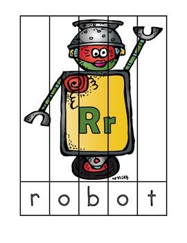 Letter R ~ Preschool Unit