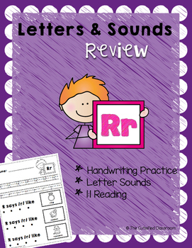 Letter R Review
