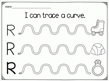 Letter Learners: Letter R